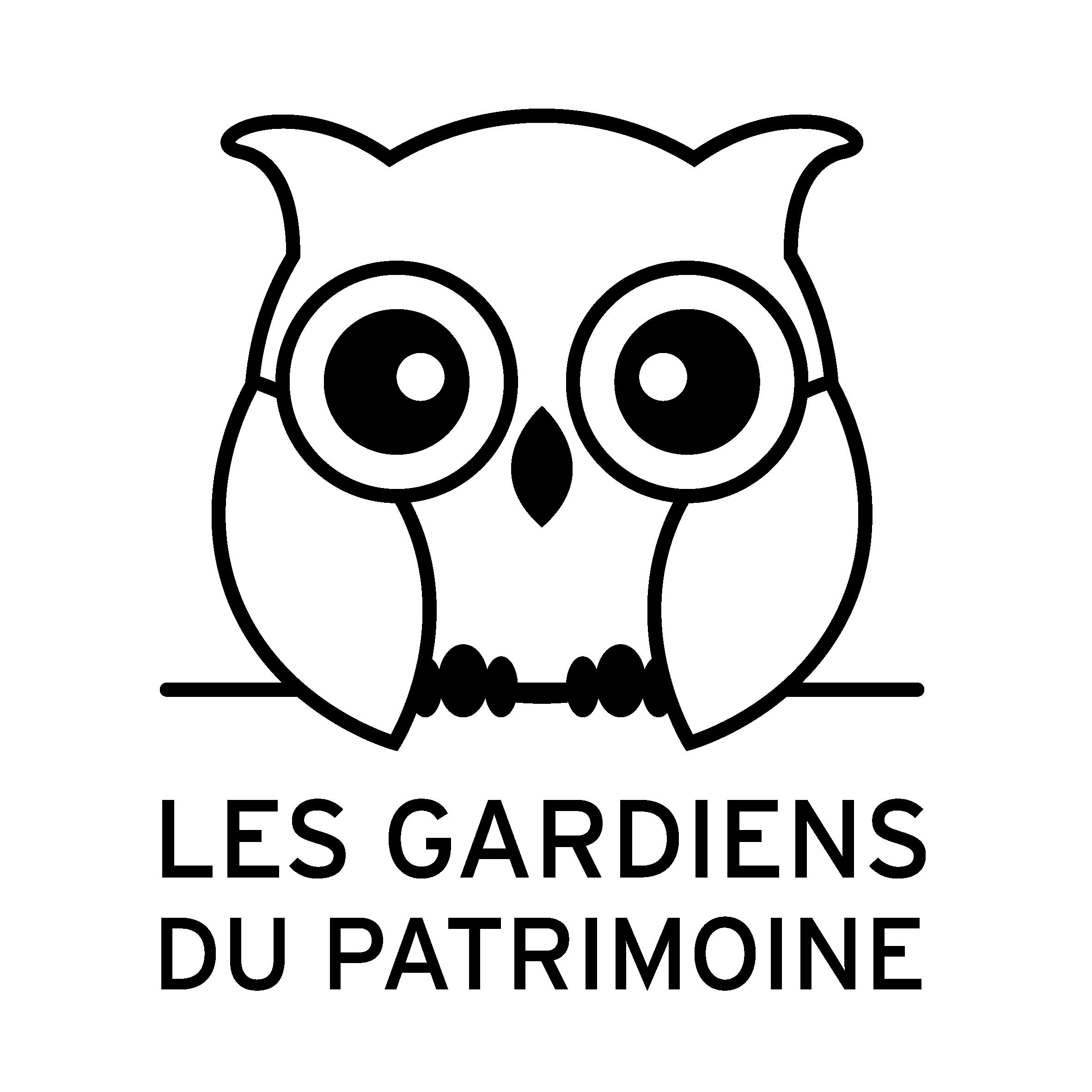 logo des gardiens du patrimoine