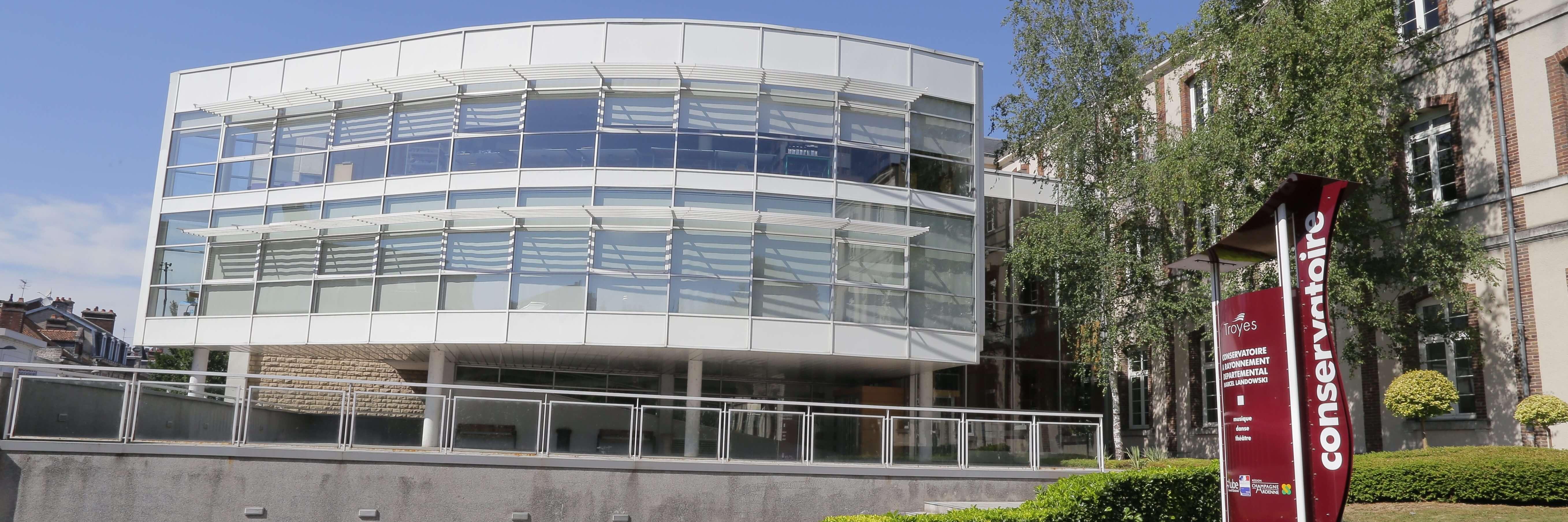 Conservatoire Marcel Landowski