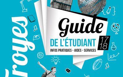 Guide étudiant Troyes 2017-2018