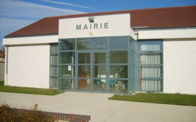Rouilly st loup_Mairie