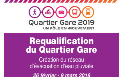 Requalification du Quartier Gare