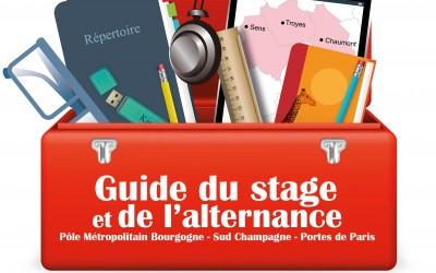 Lancement du Guide du stage et de l'alternance