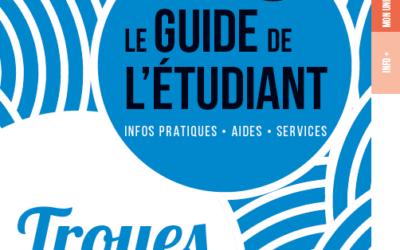 Guide de l'étudiant 2019-2020 Troyes