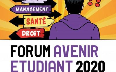 Forum Avenir Étudiant 2020
