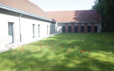 Maison médicale d'Estissac (vue extérieure)