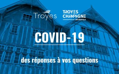 Covid-19 : FAQ