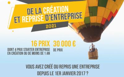 Concours de la création et de la reprise d'entreprise